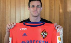 Футболист ЦСКА может продолжить карьеру вЕвропе