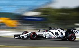 Квят доволен пятничным тренировками перед Гран-приИспании