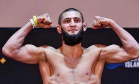 Хамзата Чимаева непустили вСШАнатурнир UFC