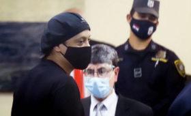 СудвПарагвае освободил Роналдиньо, задержанного зафальшивые документы