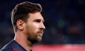 Месси покидает «Барселону»