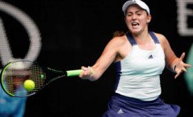 Теннисистка Остапенко несыграет наUSOpen