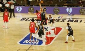 «Торонто» одержал победу над«Бруклином» ивышел вовторой раунд плей-оффНБА