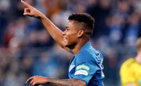 «Милан» заинтересован втрансфере полузащитника «Зенита» Барриоса