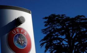 УЕФА назвал символическую сборную сезона вЛиге Европы