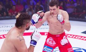 Российский боец UFCпропустит турнир из-закоронавируса