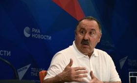 Газзаев назвал причину своего ухода изфутбола