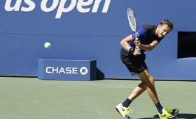 Российский теннисист Даниил Медведев победил Вульфа ивышел вчетвертый круг USOpen