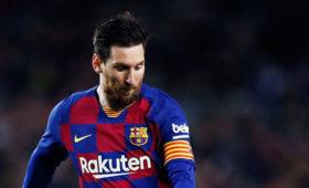 «Мойсыннеостается»: отец Месси рассказал опереговорах с«Барселоной»