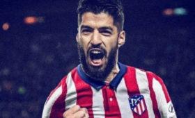 Стала известна зарплата Суареса в«Атлетико»
