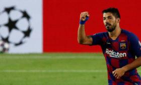 Источник: Суарес согласовал контракт с«Ювентусом»