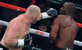 Британский боксер завершил карьеру после поражения отХаритонова