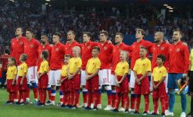 Матч Швеция— Россия перенесён вМоскву