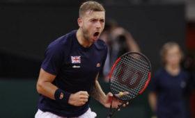 «Таким мячом нестанет играть даже собака». Британский теннисист объяснил поражение на«Ролан Гаррос»
