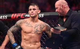Порье отказался отбоясФергюсоном натурнире UFC254