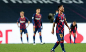 Ещеодин защитник «Барселоны» покинул стан «каталонцев»