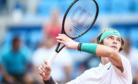 Рублёв поднялся на12-юстрочку вновом рейтинге ATP