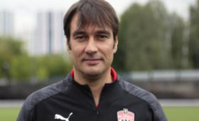 Дмитрий Гунько попрощался с«Химками»