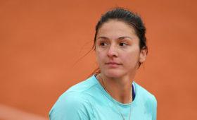 Маргарита Гаспарян недоиграла матч второго круга турнира вСтамбуле
