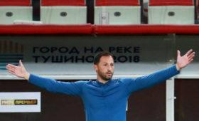 Тедеско признан лучшим тренером августа вРПЛ