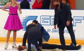 17-летний фигурист Серов получил серьёзные травмы наэтапе Кубка России вСызрани