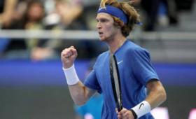 Российский теннисист Рублев вышел втретий круг USOpen
