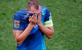 «Зенит» потерял очки вматче с«Уралом» впервые с2017 года. УДзюбы очень спорный гол