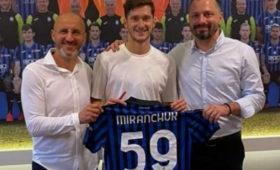 Стали известны условия контракта Миранчука с«Аталантой»