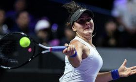 Теннисистка Андрееску объявила одосрочном завершении сезона