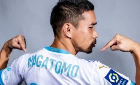 Нагатомо стал игроком «Марселя»