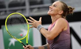 Кузнецова вышла вовторой раунд турнира WTAвРиме
