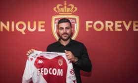 «Монако» объявил отрансфере форварда «Байера»