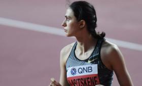 Ласицкене выиграла чемпионат России попрыжкам ввысоту