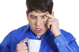 причина ожирения - недостаток сна
