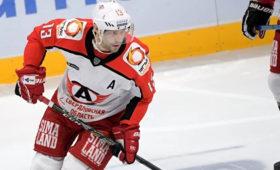 Дацюк продлил свою результативную серию вКХЛдо9игр