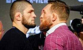 Глава UFCзаявил, чтоМакгрегрор самсорвал реванш сНурмагомедовым