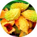 В средстве Дианормил содержится китайская горькая дыня