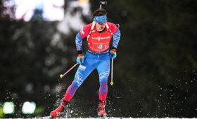 Павлова иЕлисеев выиграли масс-старт на«Рождественской гонке»