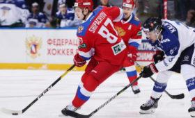 Шипачев обошел Овечкина понабранным очкам всоставе сборной России