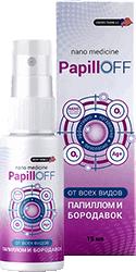 PapillOFF от папиллом и бородавок