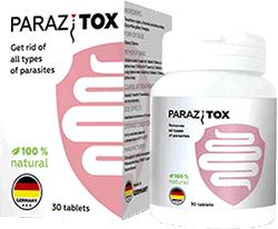 Паразитокс от паразитов