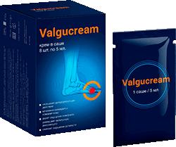 Valgucream от вальгуса